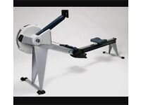 Wanted concept 2 Rower / Rowing Machine
