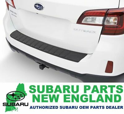 Genuine OEM Subaru Outback Rear Bumper Cover Protector Step E771SAL001 ()