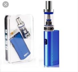 Blue shisha box mod