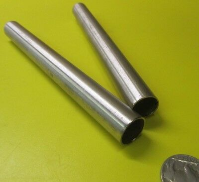 316 Stainless Steel Tube 58 Od X .555 Id X .035 Wall X 6 Length 2 Units