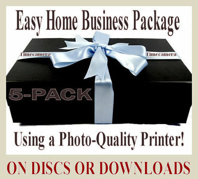 Easy Home Business - Print Rare Pictures For Cash - Discs Or Download