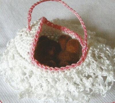 Шаблоны Crochet Pattern ~ TEENY TINY