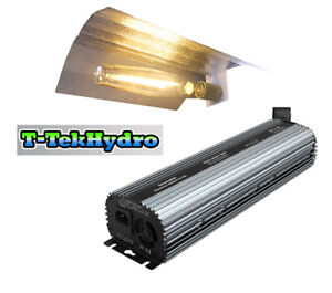 T&T Hydroponic SUPER DEAL: 400W Complete Metal Halide Grow Lamp