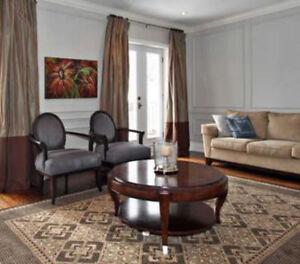 Gorgeous 100% Wool Oriental Rug 8x10
