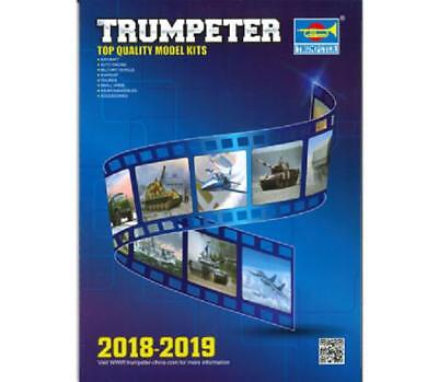 Trumpeter 750018 Katalog 2018 - 19  92 Seiten  brandneu OVP/
