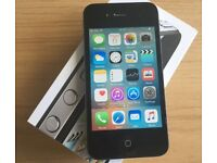 I PHONE4s 64GB FACTOR UNLOCKED (THIS IS A I PHONE 4S 64GB)