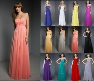 New-Bridesmaid-Formal-Party-Gown-Evening-Dresses-Stock-Size-6-8-10-12-14-16-18