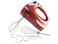 300W Hand Mixer with various attachments