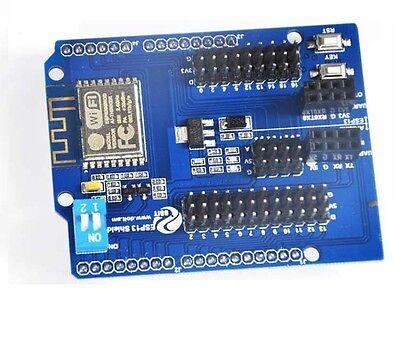 Esp8266 Web Sever Serial Wifi Shield Board Module With Esp-13 For Arduino Uno R3