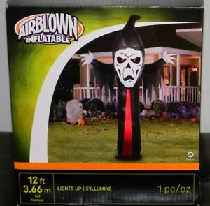 Halloween Inflatable - Reaper - 12 FT - New