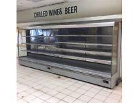 5.3M MultiDeck Chiller Cabinet stainless