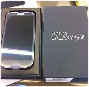 Galaxy s 3 with box and lots of extra .  Like new