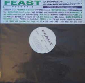 Various ‎– Feast Volume 3