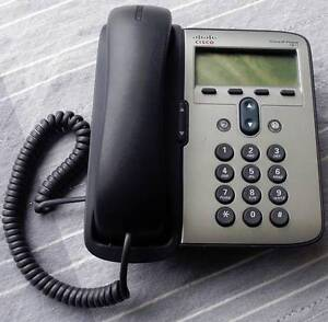 Cisco Model 7911G VOIP Business/Home Telephones JG1 Blacktown Area Preview