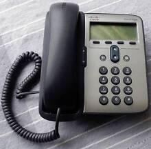 Cisco Model 7911G VOIP Business/Home Telephones JG1 Blacktown Area Preview