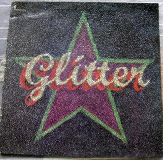 Gary Glitter - Glitter - Vinyl 1972 - Glam Rock Pop JG1