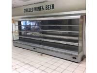 5.3m multideck chiller cabinet