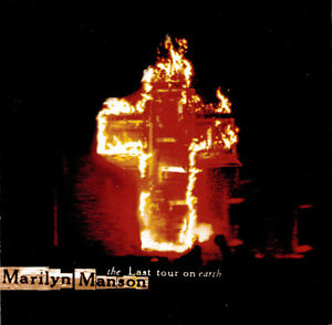 CD:  Marilyn Manson the Last tour on earth