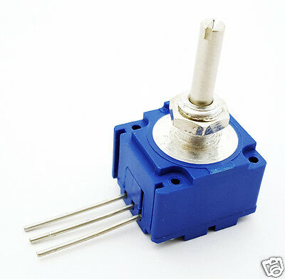 25k Ohm Potentiometer Linear Pot Bourns 91c1a-d18-ea0261