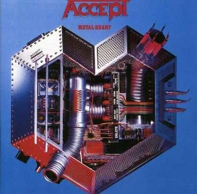 Accept - Metal Heart CD