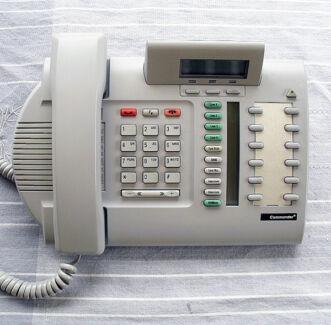 Business Use Telstra M7310 Commander Handsets - Dolphin Grey JG1