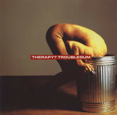CD THERAPY? - TROUBLEGUM -ROCK-HARD-HEAVY METAL