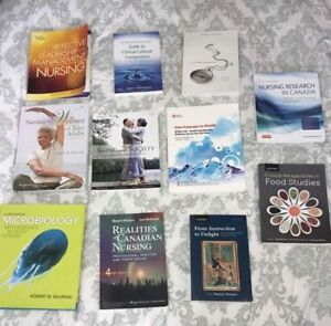 Nursing & Other Textbooks