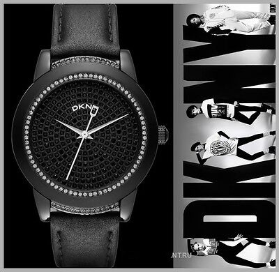 DKNY LADIES LUXURY LUXURY CRYSTALS COLLECTION WATCH NY8689