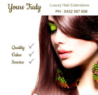 Yours Truly Hair Extensions Supplies Biggera Waters Gold Coast City Preview