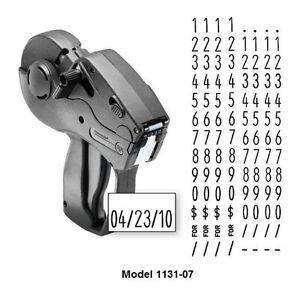 NEW MONARCH 1131-07 LABEL GUN