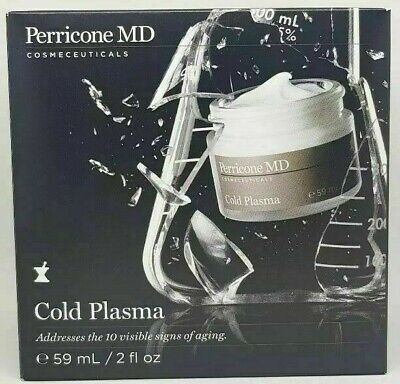 PERRICONE MD Cold Plasma Anti-Ageing Face Treatment 59ml LARGE NEW BOXED