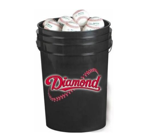 Diamond Sports 6-Gallon Ball Bucket (2 PACK)
