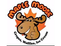 Manager / Manageress required for Maple Moose at the Hunting Lodge