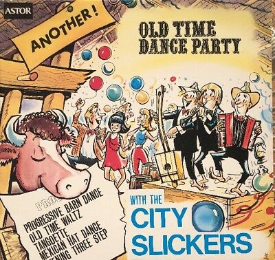 The City Slickers - Another Old Time Dance Party 12