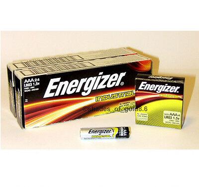 Купить Energizer Industrial - 48 Energizer AAA Industrial Alkaline Batteries (EN92, LR03, 1.5V)