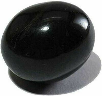 GANDAKI RIVER Natural Black Stone Shaligram Shila for Pooja for 70 GM APPROX