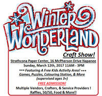 Winter Wonderland Craft Show!