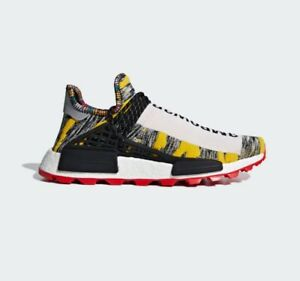 NEW MEN'S PHARRELL WILLIAMS SOLARHU NMD SHOES