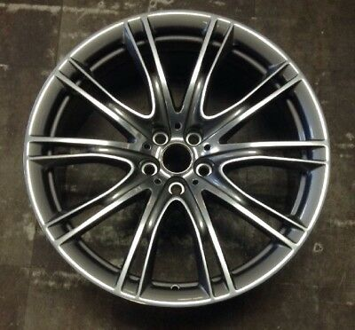 BMW 7 Series 7850583 aluminum OEM wheel rim 20 x 8.5