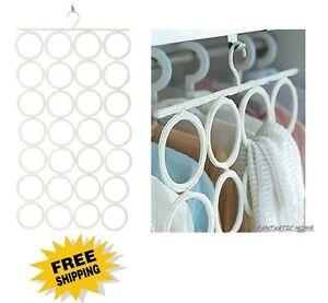 Ikea scarf hanger ebay for Ikea belt hanger