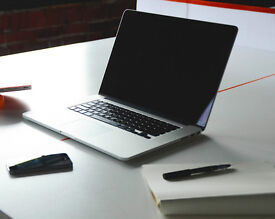 Desk Space in Stockton Heath, Warrington, suit Freelance Creative Designer, Developer, Writer, etc.