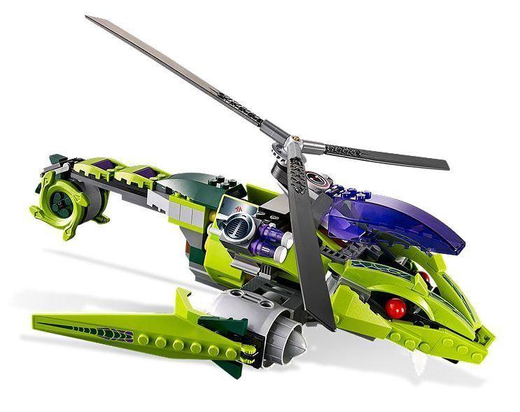 Ninjago Rattlecopter