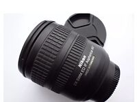 Nikon 18/70 zoom lens