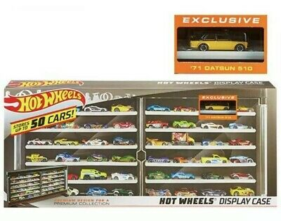 Hot Wheels Display Case Datsun 510 -NEW RELEASE- In Stock Limited Quantities!