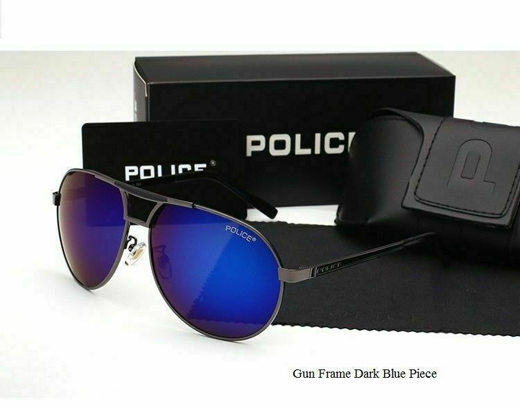 2019New men/'s polarized sunglasses Driving glasses 4 colors P177