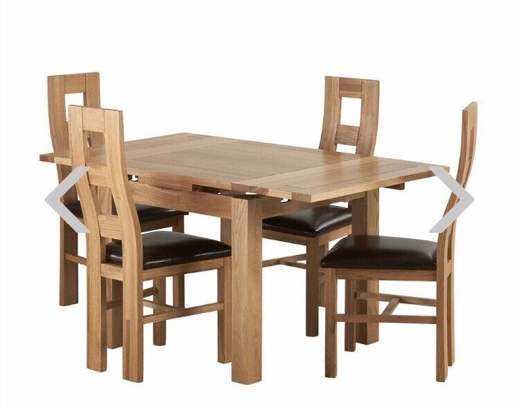 Dining Table And 6 Chairs In East End Glasgow Gumtree