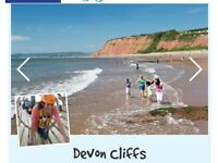 Devon cliffs holiday park 8 berth caravan to rent for Easter and bank holiday £395