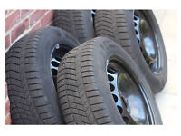 Continental ContiWinterContact TS380P Tyres and Wheels