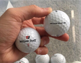 Wilson Staff DX2 Soft Grade A x20 golf balls