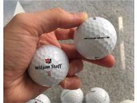 Wilson Staff DX2 Soft Grade A x20 golf balls